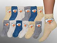 Набор детских носков (12 пар) (Разноцветный)