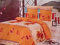 Бязевый комплект постельного белья, производитель Украина