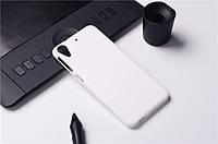 Пластиковый чехол для HTC Desire 626G dual sim белый