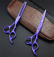 Профессиональные парикмахерские ножницы KASHO 5,5