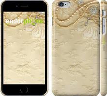 "Чехол на iPhone 6 Plus Кружевной орнамент ""2160c-48"""