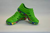 кроссовки подростковые оптом (зеленые), фото 1