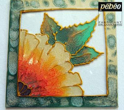 Краскa Pebeo Fantasy Prisme изумруд для фантастических эффектов