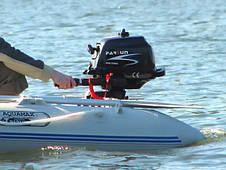 Четырехтактный лодочный мотор Parsun F2.6 BMS, фото 2