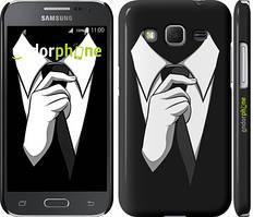 "Чехол на Samsung Galaxy J5 J500H Галстук ""2975c-100"""