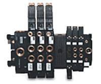 Пневматические клапаны для установки в линию и с возможностью наращивания конфигураций Parker Hannifin