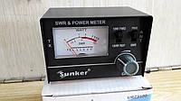 КСВ-метр и измерением мощности Sunker SWR 430, фото 1