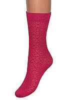 Женские летние носки (Bordo (Бордовый))