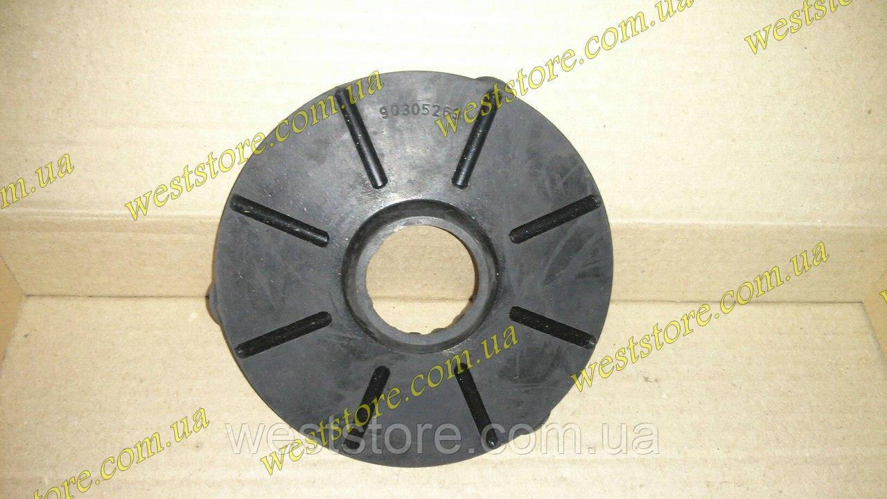 Резинка,проставка задней пружины нижняя Ланос Сенс Lanos Sens  90305263