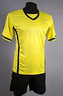 Футбольная форма игровая Europaw club (красный\желтый)