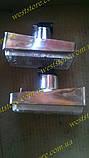 Подфарники ваз 2101 белые корпус хром 2101-3712010, фото 6