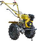 Мотоблок Sadko MD-1160Е (6 л.с. дизель, эл.стартер,колёса 59 см)