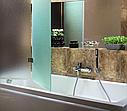 Шторка на ванну Koller Pool QP97 grape L/R 115х140 см, фото 4