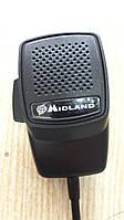 Тангента, микрофон для Midland Alan 100+/199A 5pin, фото 1