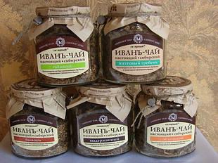 «Алтайский Иванъ-чай»