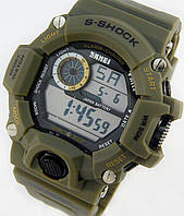 Кварцевые спортивные часы Skmei (green)
