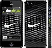 "Чехол на iPhone 5 Nike 10 ""1028c-18"""