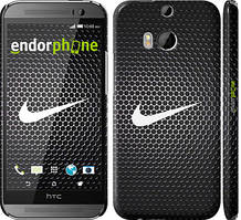 "Чехол на HTC One M8 Nike 10 ""1028c-30"""