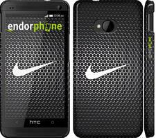 "Чехол на HTC One M7 Nike 10 ""1028c-36"""