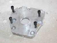 Планшайба(плита) М412 для установки КПП ВАЗ