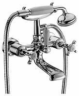 Смеситель для ванны IMPRESE Cuthna Stribro