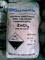 Цинк хлористый технический от 25кг с доставкой по Украине