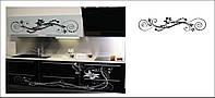 Векторизация изображений EPS для оформления интерьера изготовления мебели