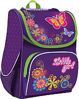 Рюкзак школьный каркасный ортопедический Smart/PG-11 Little Girl 553013