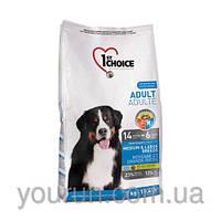 1st Choice ADULT MEDIUM & LARGE Breeds- корм для собак средних и крупных пород  7кг