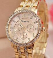 Часы Geneva (gold)