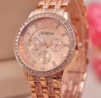 Часы Geneva (rose gold)