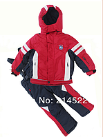 Зимний комплект на мальчика. Куртка и комбинезон , фото 1