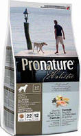 Корм для собак Pronature Holistic (Пронатюр Холистик) Atlantic Salmon & Brown Rice 2.72кг
