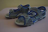Босоножки сандалии на мальчика 32 размер.Детская летняя обувь. Обувь для мальчика-подростка лето.