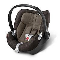 """Автомобильное кресло «Cybex» (515104145) """"Aton Q Plus"""" 0-13 кг цвет Desert Khaki (тёмный хаки/светло"""