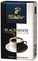 Кофе в зернах Tchibo for black and white 500 гр