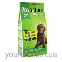 Сухой корм для щенков Pronature Original ДЕЛЮКС ЩЕНОК (Deluxe Puppy)  2.72кг