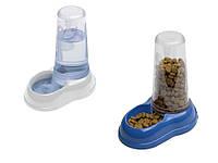 Ferplast (Ферпласт) Azimut 1500 Water and Food Dispenser Диспенсер для воды и корма для кошек и собак 1.5 л
