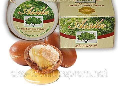 Крем с аргановым маслом Assila Марокко 100 мл