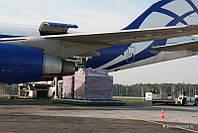 Авиадоставка грузов, грузовые авиаперевозки