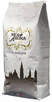 Кофе Nero Aroma Exclusive 100 % Арабика 1 кг. Зерновой xcoffee