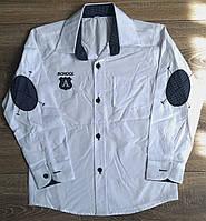 Рубашка для мальчика 6-9 лет (школа) (пр. Турция), фото 1