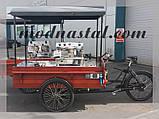 Вело-кофейня с электроприводом, фото 3