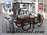 Вело-кофейня с электроприводом, фото 2