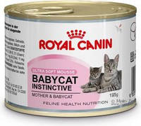 Royal Canin Babycat Instinctive корм для котят с момента отъема до 4 месяцев