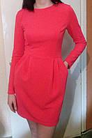 Пошив платьев женских оптом на заказ от производителя