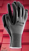 Перчатки защитные, покрытые вспененным ПВХ RBLACKFOP, фото 1
