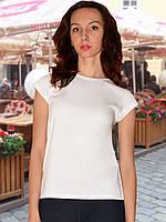 Женская футболка (Белый)