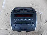 Б/У Панель авто Магнитофона Mitsubishi ASX