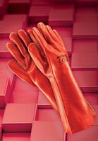 Перчатки защитные, покрытые вспененным ПВХ RPCV40